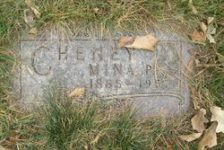 Mina P. Cheney