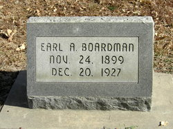 Earle Arthur Boardman