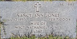 Nancy Ann Jones