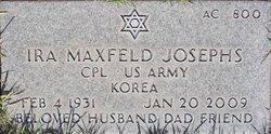 Ira Maxfeld Josephs