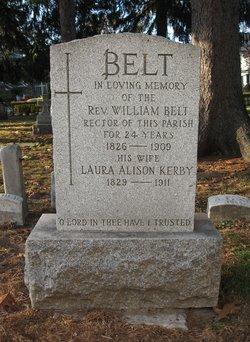 Rev William Belt