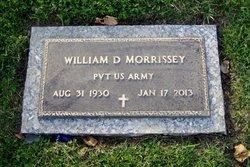 William Donald Morrissey