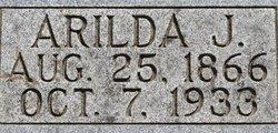 Arilda Jane <I>Rusher</I> Gilman