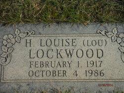 Helen Louise Lou Farrow Lockwood 1917 1986 Find A