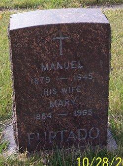 "Mary ""Mamie"" <I>White</I> Furtado"