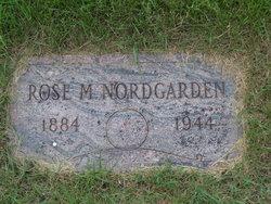 Rose M. Nordgarden