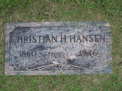 Christian H. Hansen