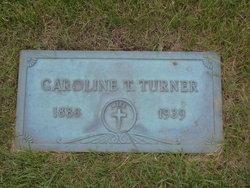 Caroline T. Turner