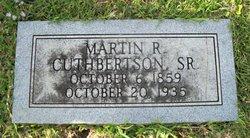 Martin Ruter Cuthbertson Sr.