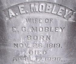 Adaliza M. <I>Ellis</I> Mobley