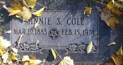 Minnie Cole