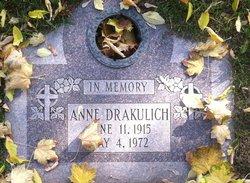 Anne Drakulich