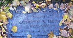 Katherine Elizabeth <I>Smith</I> Kearney