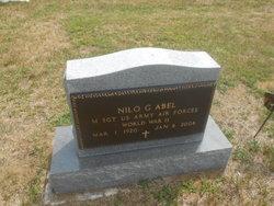 MSGT Nilo G. Abel