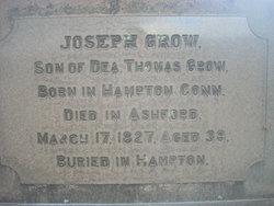 Joseph Grow