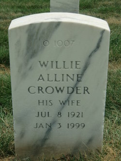 Willie Alline Crowder