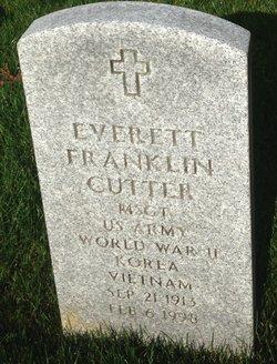 Everett Franklin Cutter