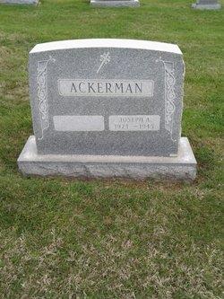 Joseph A. Ackerman
