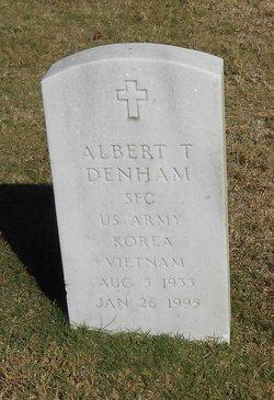 Albert T Denham