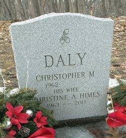 Christine H. <I>Himes</I> Daly