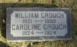 Caroline <I>Baker</I> Crouch