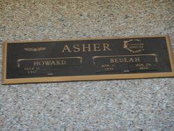 Beulah B. <I>Hibbard</I> Asher