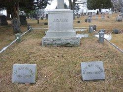 Mary E <I>Quimby</I> Adams