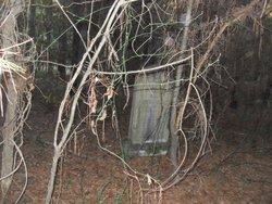 Eliza Story Burial Plot
