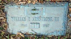 William Porter Armstrong, III