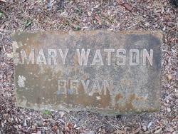 Mary E. <I>Watson</I> Bryan