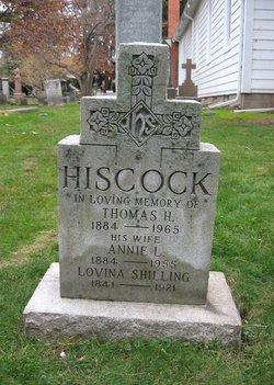 Annie L Hiscock
