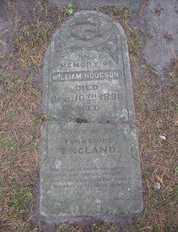William Hodgson