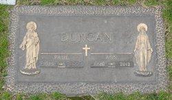 Ann Frances Duncan