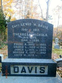 Phebe A. Davis