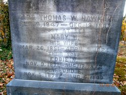 Capt Thomas William Hawkins
