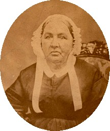 Catherine <I>Ernest</I> Dysinger