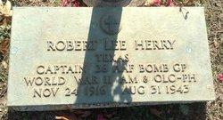 Robert Lee Herry