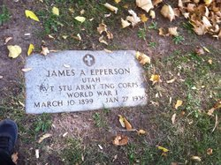 James Allen Epperson, Jr