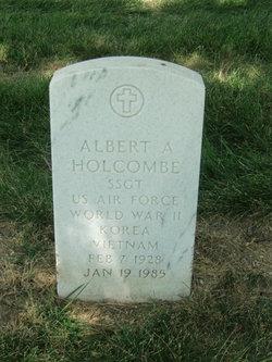 Albert A Holcombe