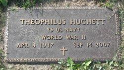 Theophilus Hughett