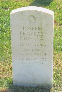 Joseph Francis Cupella