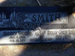 Sidney Thomas Smith