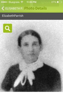 "Elizabeth ""Betty"" <I>Parrish</I> Batten"