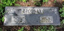 Martha Jane Maydill <I>Atkinson</I> Brodnax