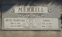 Afton <I>Pilkington</I> Merrill
