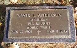 Arvid L. Anderson