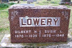 """Sarah Susan L. """"Susie"""" <I>Cannon</I> Lowery"""