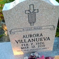 Aurora Villanueva