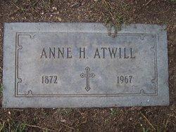 Anne H. Atwill
