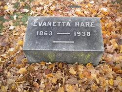 Evanetta Hare